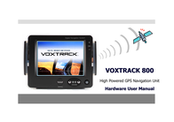 Voxson gps800 User Guide