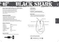 B-Move Black Shark BM-M0D03 User Manual