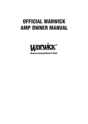 Warwick Profet 3.3 / 5.2 User Manual