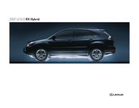 Lexus RX400h User Manual