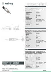 Lumberg LUM-KLS44 KLS 44 Leaflet