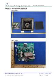 Rel Acoustics S2SUB Internal Photos