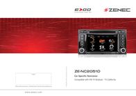 Zenec ZE-NC2051D User Manual