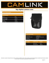 CamLink CL-BAG-11L Leaflet