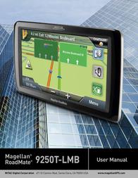 MiTAC 9250T-LMB User Guide