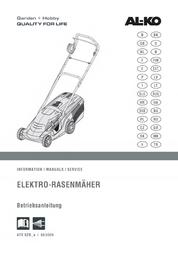 AL-KO Comfort 40 E User Manual