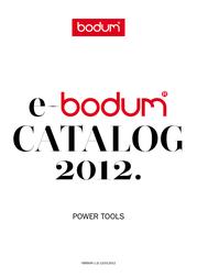 Bodum Wasserkocher 11138-913 User Manual