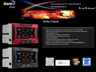 Aerocool Strike-X panel EN55499 Leaflet