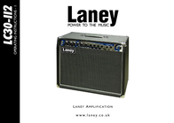 Laney lc30-112 User Guide