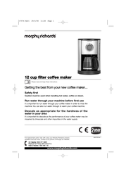 Morphy Richards 47082 User Manual