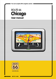Route 66 chicago User Manual