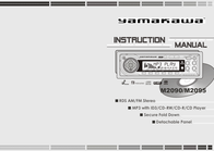 Yamakawa M2090 M2095 User Manual