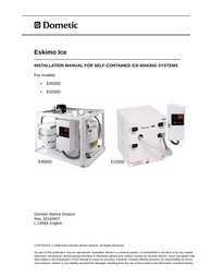 Dometic EI600D User Manual