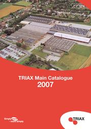 Triax TSI 003 300430 User Manual