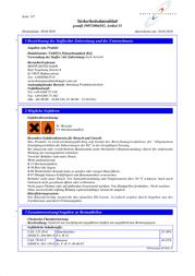 Carson PCC/TSC EFFEKT PRIMER WEIß 150 ML 500908500 Data Sheet