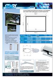 ORAY OPTCOMMANDRAD5 Leaflet