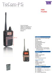 Team Electronic Ps N/A PMR Radio PR8059 Information Guide