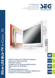 SEG ArtColor 10000322 Leaflet