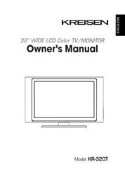 Kreisen KR-320T User Manual