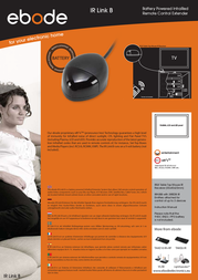 ebode IR Link B IRLBK Leaflet