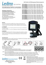 Ledino LED-FLG20IRScw LED-FLG20IRSCW Leaflet