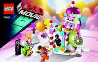 Lego Movie THE 70803 CLOUD CUCKOO-PALAST 6061111 Data Sheet