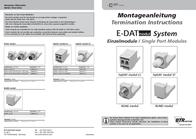 BTR NETCOM 130898-01-I Data Sheet