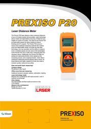 Prexiso P20 PREXISO P20 Leaflet