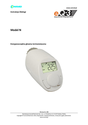 Eq 3 Thermostat head 5 up to 29.5 °C 132231 Data Sheet