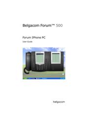 Belgacom 500 User Manual