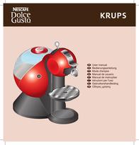 Krups Dolce Gusto Melody KP2201 Data Sheet