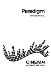 Paradigm 200 User Manual