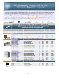 Sun X2100 M2  A84-A-Z 4280670-2 User Manual