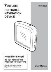 Venturer HPS9308 User Manual