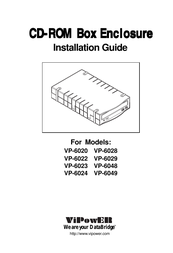 ViPowER VP-6028 User Manual