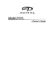 Avital 2101 Owner's Manual