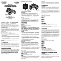 SEGA 74065 Leaflet