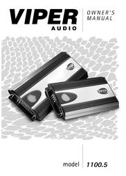Viper 1100.5 User Manual