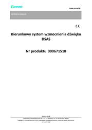 Yukon DIRECTIONAL MICROPHONE DSAS 27021 Data Sheet