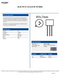 Fixapart 2N1711-MBR Leaflet