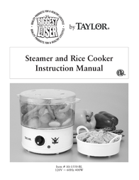 Taylor AS-1550-BL User Manual
