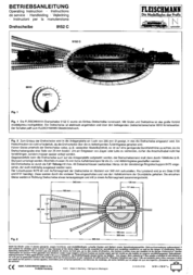 Fleischmann 9152 N 9152 Data Sheet