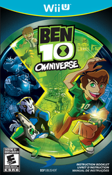 D3Publisher Ben 10 Ominverse User Manual
