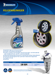 MICHELIN 92528 92525 Information Guide