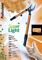 Bahco Super Light P-SL2 User Manual