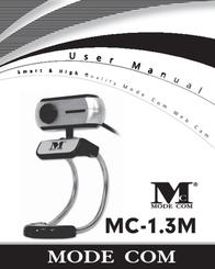 Modecom MC-1.3M KI-MC-1.3M User Manual