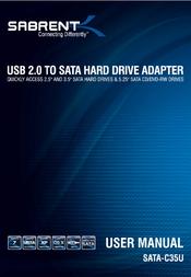 Sabrent C35U User Manual