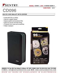 Sentry CD096 Leaflet