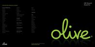 Olive O2M O2MS User Manual