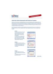 Silex Technology Silex SX-DS-4000U2 USB 2.0 Gigabit high-performance network server SX-DS-4000U2 User Manual